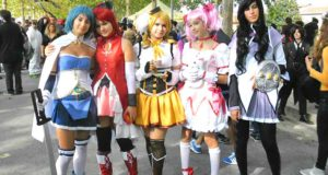 Lucca Comics- Sailor Moon